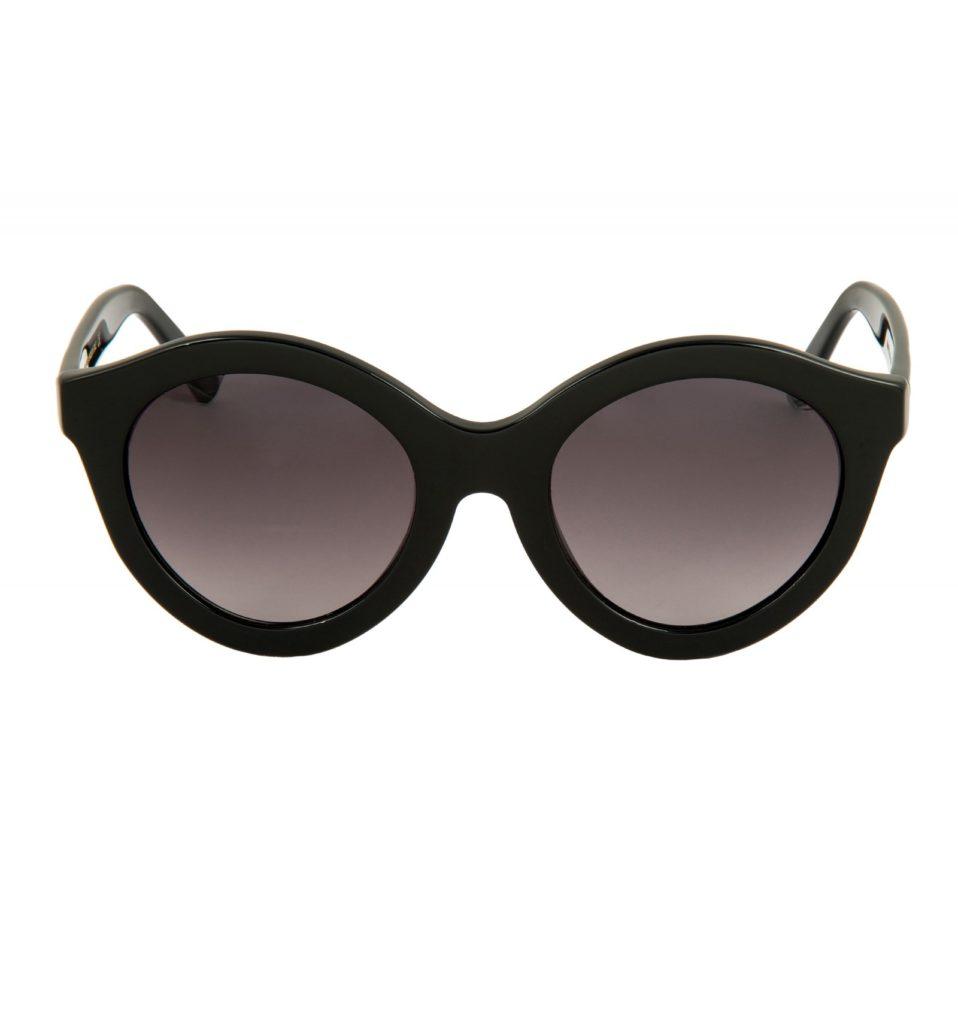 Gafas de sol Brigitte (340 €), de Marcos Melis para Eligo Italia.