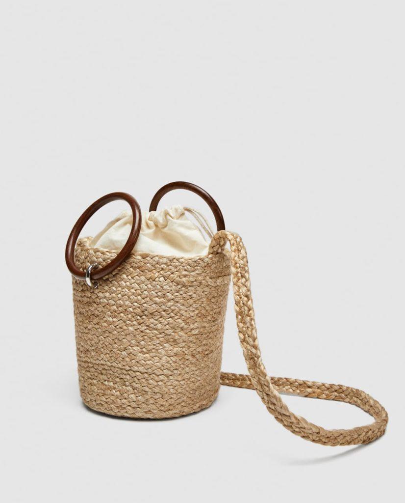 bolso de Zara